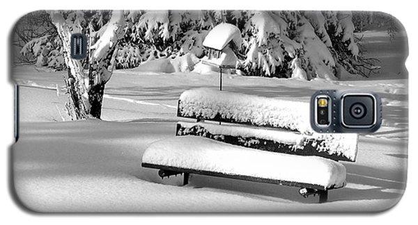 Winter Morning Galaxy S5 Case by Susan  Dimitrakopoulos
