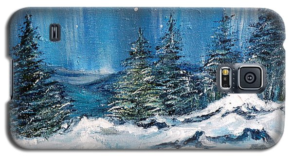 Winter Night Galaxy S5 Case
