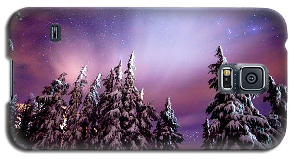 Winter Nights Galaxy S5 Case