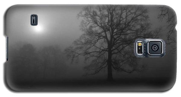 Winter Oak In Fog Galaxy S5 Case by Deborah Smith