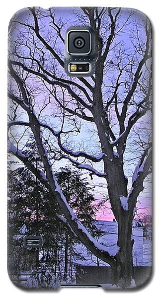 Winter Oak 2 Galaxy S5 Case by John Wartman
