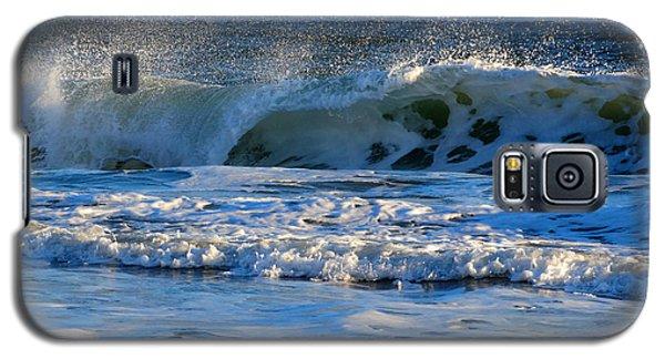 Winter Ocean At Nauset Light Beach Galaxy S5 Case