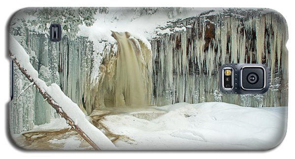 Winter On Carpenter Creek Galaxy S5 Case