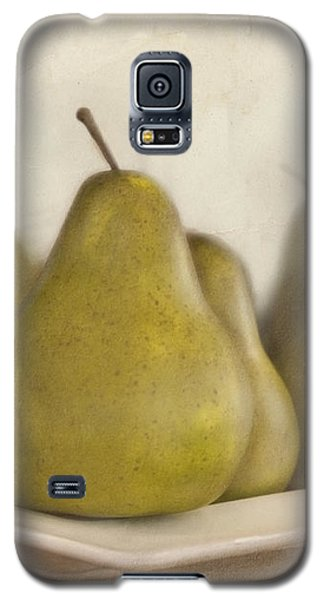 Winter Pears Galaxy S5 Case