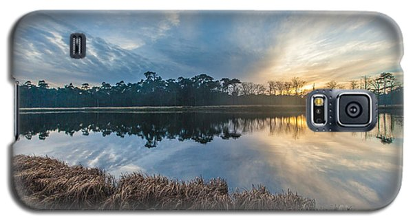 Winter Reflection-1 Galaxy S5 Case