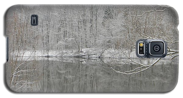 Winter Reflections 2 Galaxy S5 Case