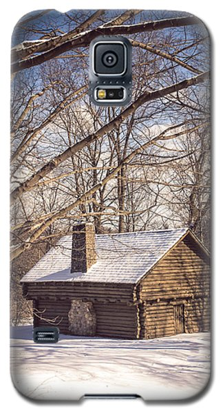 Winter Retreat Galaxy S5 Case