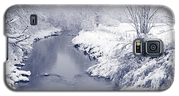 Winter River Galaxy S5 Case