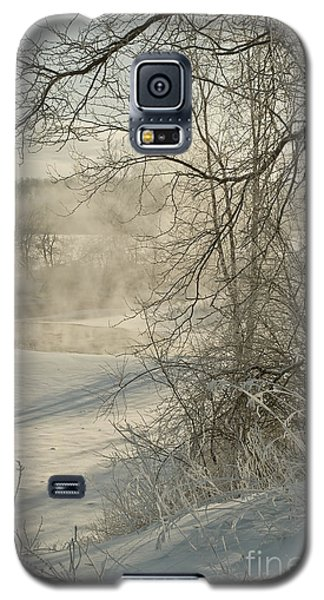 Galaxy S5 Case featuring the photograph Winter Romance IIi by Jessie Parker