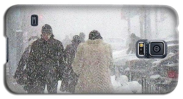Winter Russia Peterburg Galaxy S5 Case by Yury Bashkin