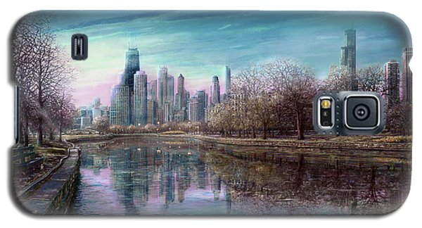 Winter Serenity Deep Galaxy S5 Case