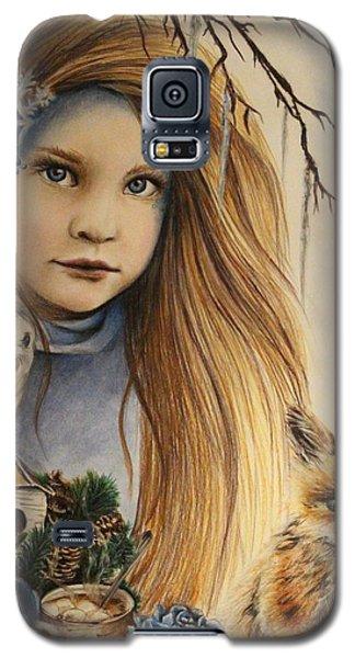 Winter Galaxy S5 Case by Sheena Pike