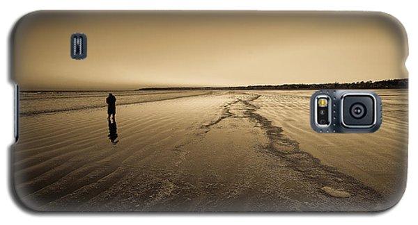 Winter Solitude At York Galaxy S5 Case