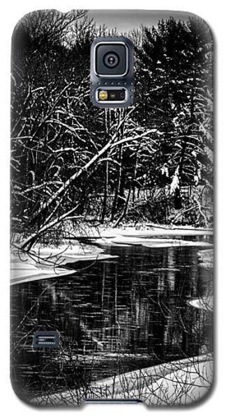 Winter Solitude Galaxy S5 Case
