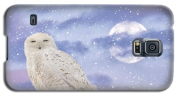 Galaxy S5 Case featuring the photograph Winter Solstice by Heather King