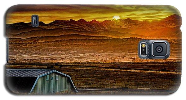 Winter Solstice Galaxy S5 Case