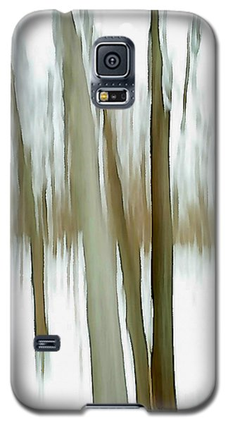 Galaxy S5 Case featuring the photograph Winter by Steven Huszar
