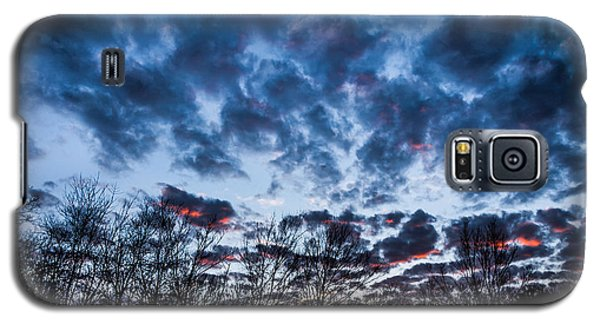 Winter Sunrise 1 Galaxy S5 Case