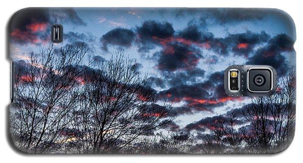 Winter Sunrise 3 Galaxy S5 Case