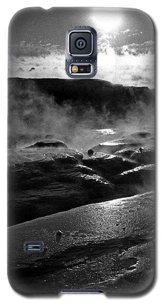 Winter Sunrise Deep Freeze Galaxy S5 Case