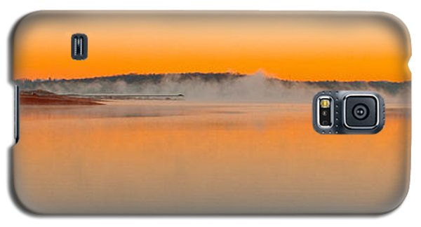 Winter Sunset Galaxy S5 Case by Michael Waters