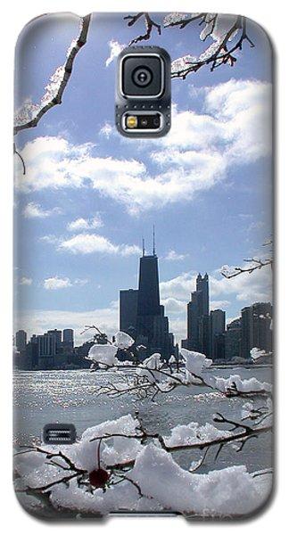 Winter Sunshine Galaxy S5 Case