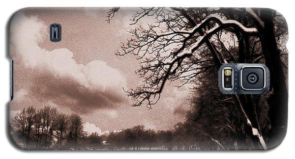 Winter Tale Galaxy S5 Case by Nina Ficur Feenan