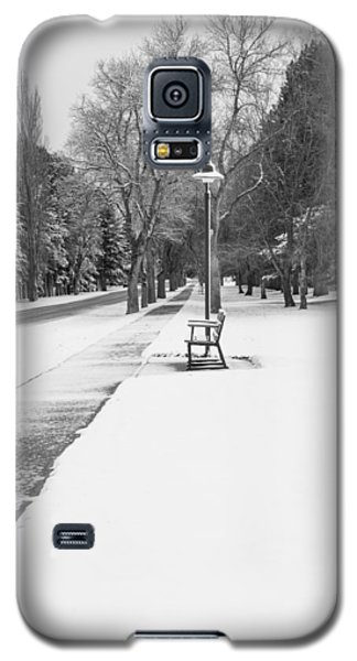 Winter Walk Galaxy S5 Case