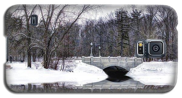 Winter Walk Galaxy S5 Case
