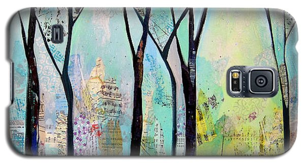 Winter Wanderings II Galaxy S5 Case by Shadia Derbyshire