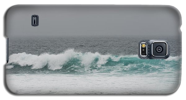 Winter Waves Galaxy S5 Case by Artist and Photographer Laura Wrede