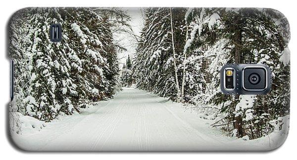 Winter Wonder Land Galaxy S5 Case