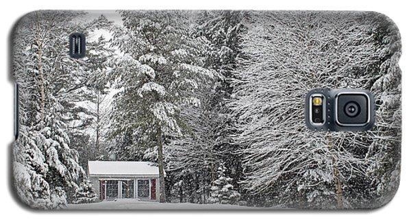 Winter Wonderland Galaxy S5 Case by Barbara West