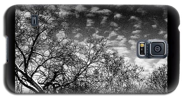 Winterfold - Monochrome Galaxy S5 Case