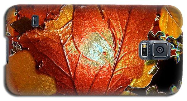 winters autumn in Pasadena Galaxy S5 Case