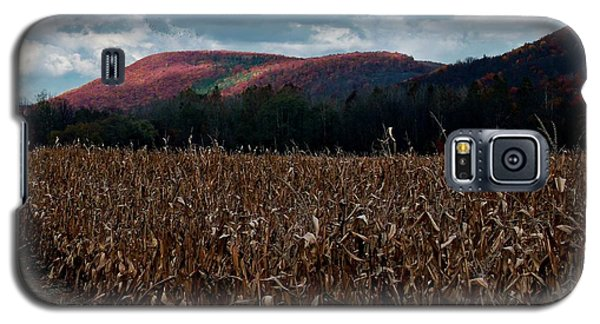 Galaxy S5 Case featuring the photograph Winter's Coming by Christian Mattison