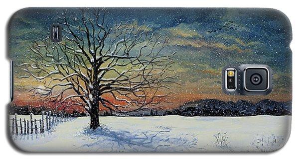 Winters Eve Galaxy S5 Case
