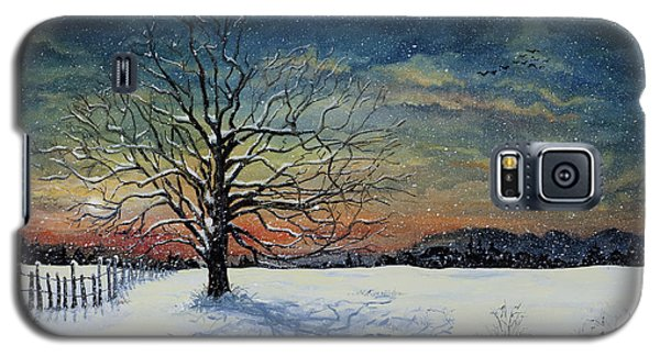 Winters Eve Galaxy S5 Case