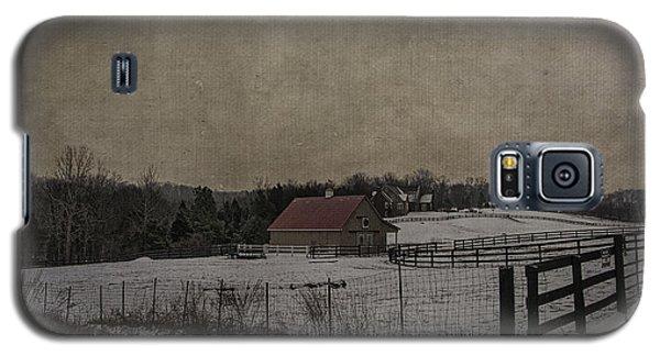 Winter's Farm Galaxy S5 Case