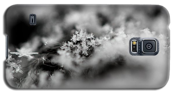 Galaxy S5 Case featuring the photograph Winter's Peace by Stacey Zimmerman