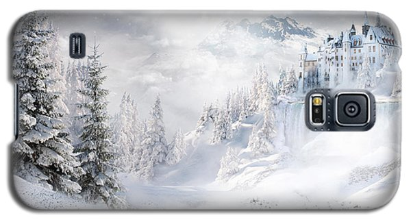 Winters Tale Galaxy S5 Case by Shanina Conway