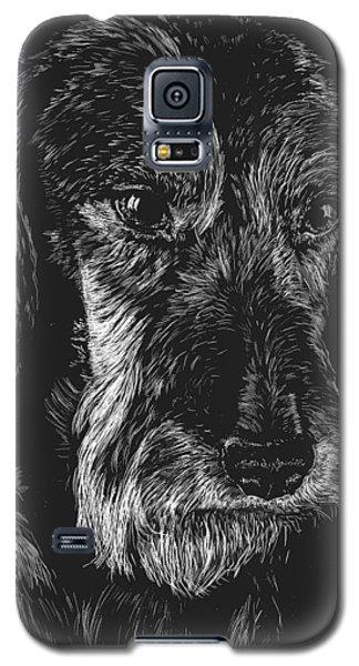 Wire Haired Dachshund Galaxy S5 Case