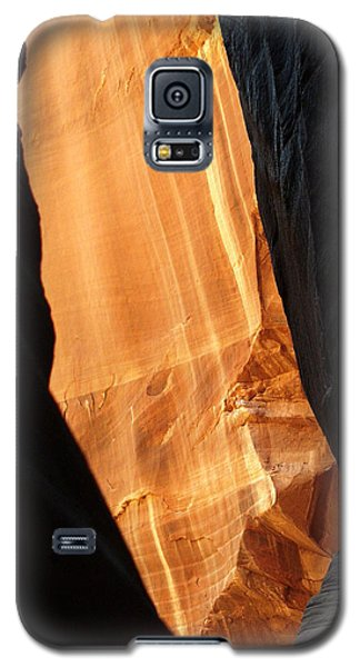 Galaxy S5 Case featuring the photograph Wire Pass - Buckskin Wash 10 by Jeff Brunton