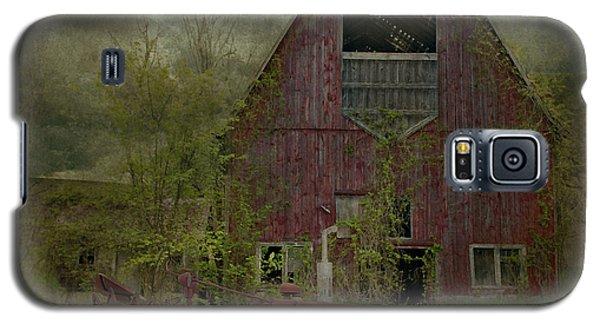 Wisconsin Barn 3 Galaxy S5 Case by Jeff Burgess