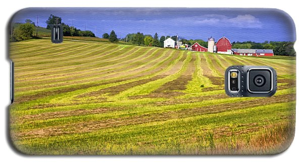 Wisconsin Dawn Galaxy S5 Case by Joan Carroll