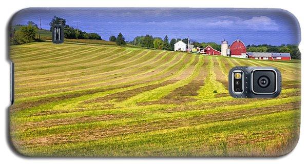 Wisconsin Dawn Galaxy S5 Case