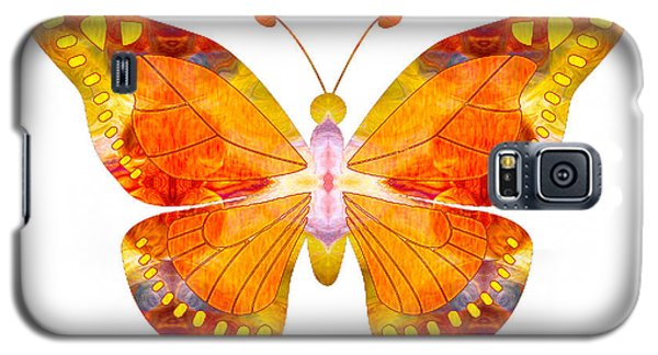 Wisdom And Flight Abstract Butterfly Art By Omaste Witkowski Galaxy S5 Case