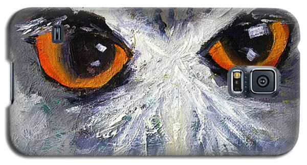 Wisdom Galaxy S5 Case by Nancy Merkle