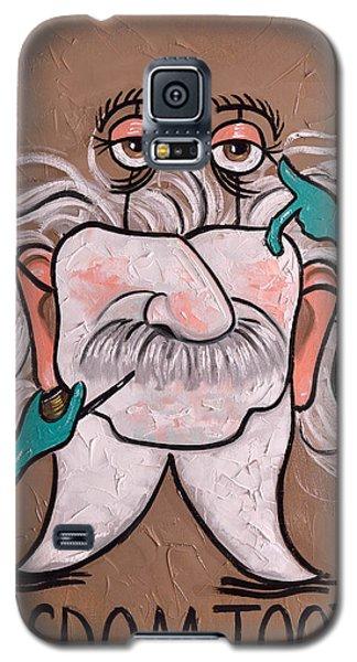 Wisdom Tooth 2 Galaxy S5 Case