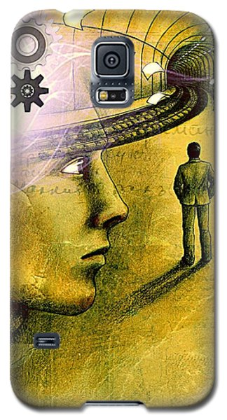 Wisdom Underground - Healing Through Understanding Galaxy S5 Case
